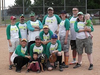 Cuckoos Softball Team