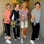 Racquetball Ladies