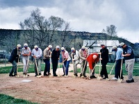 Rec Center Groundbreaking