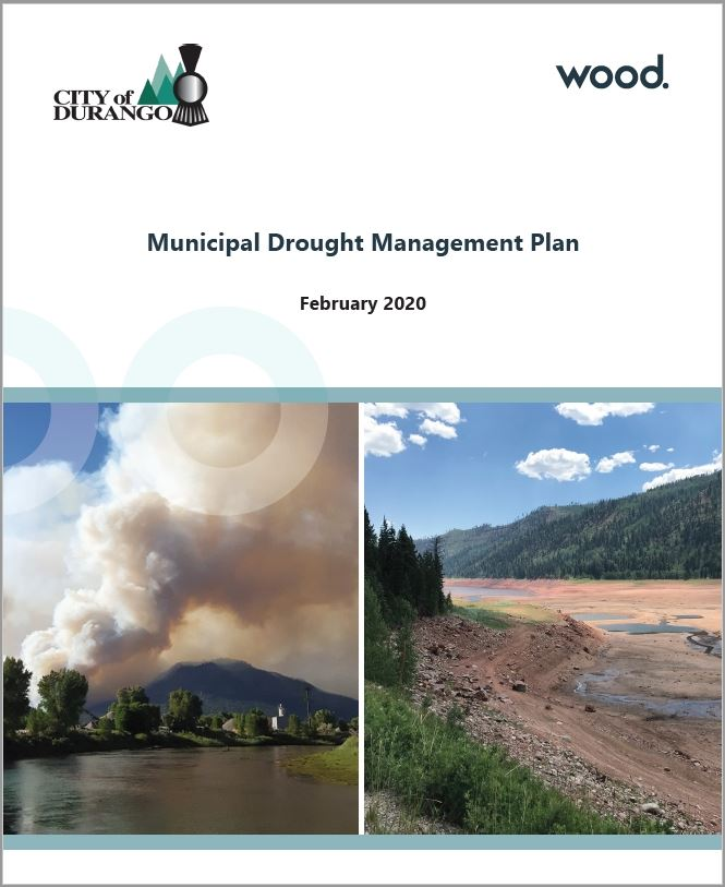 Drought Plan Cover Picture Opens in new window